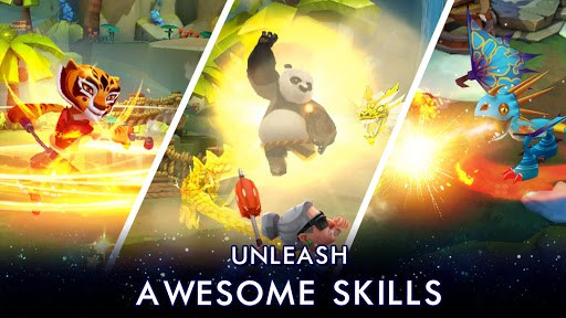 DreamWorks Universe of Legends Apk MOD Data Download