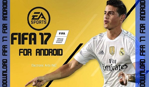 FIFA 17 Mobile Soccer Android APK MOD Download