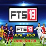 FTS 18 - First Touch Soccer 2018 Apk Mod Data Game Download
