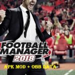Football Manager Mobile 2018 Apk OBB Data Download