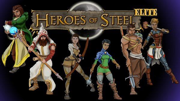 Heroes of Steel RPG Elite Android Apk Download
