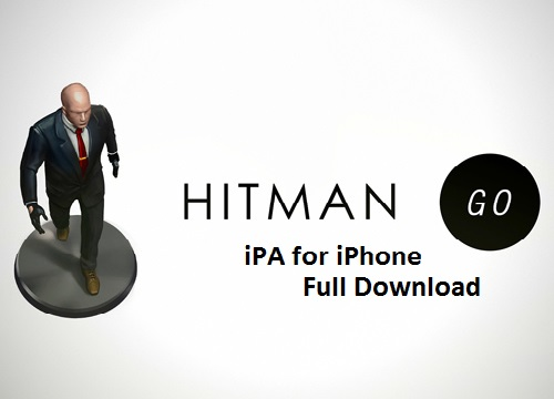 Hitman GO IPA for iPhone iOS Download