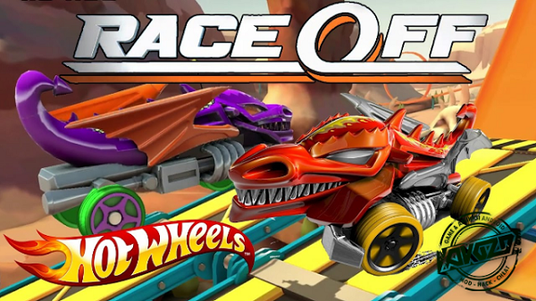 Hot Wheels Race Off APK MOD Android Game