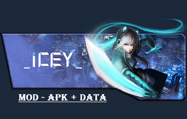 ICEY Apk Mega Mods + Data Download