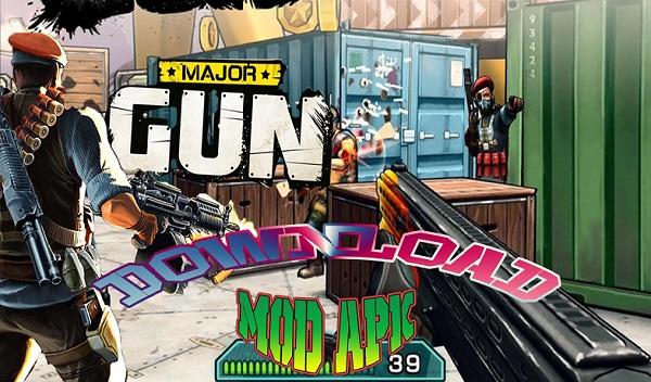 Major GUN 4 War on Terror Mod Apk Download