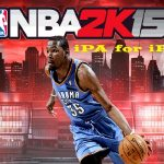 NBA 2K15 IPA for iPhone iOS Download
