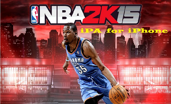 NBA 2K15 IPA for iPhone iOS Download