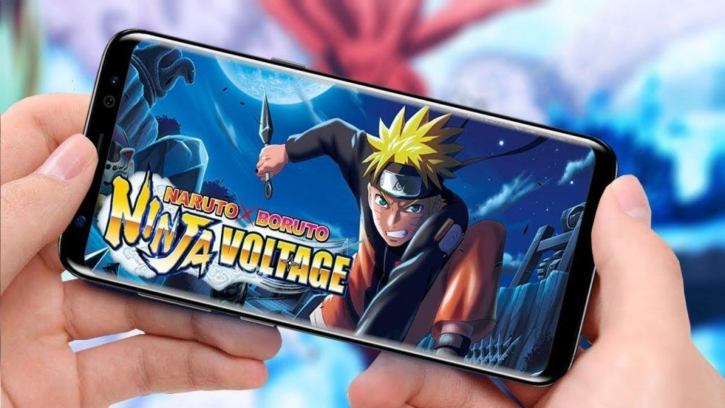 Naruto X Boruto Ninja Voltage Mod for Android & IOS Download