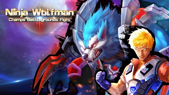 Ninja Wolfman Champs Battlegrounds Fight Mod Apk Download