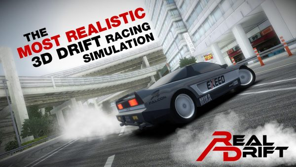 Real Drift Car Racing MOD APK DATA Unlimited Money Premium