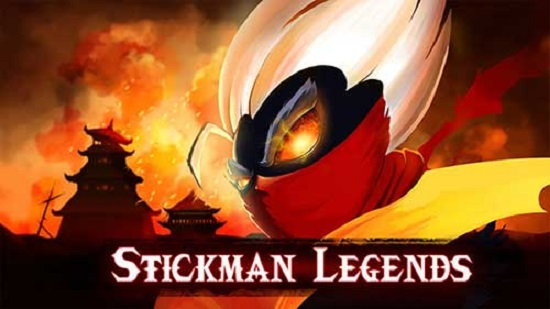 Stickman Legends Apk Mod Gold Coins Stamina Diamond Download