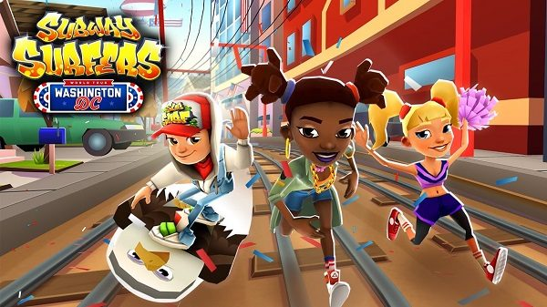 Subway Surfers Mod Apk Unlimited Coins Download