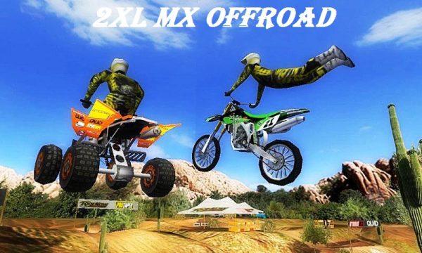 2XL MX Offroad Apk Mod Unlocked Download