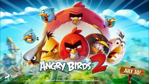 Angry Birds 2 MOD APK Game Download