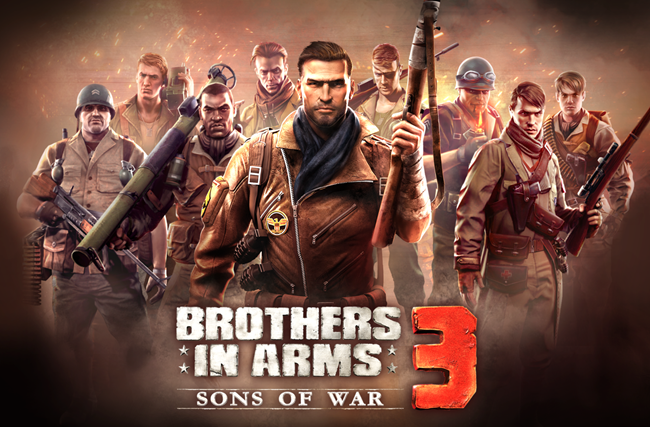 Brothers in Arms 3 Mod Apk Game Download