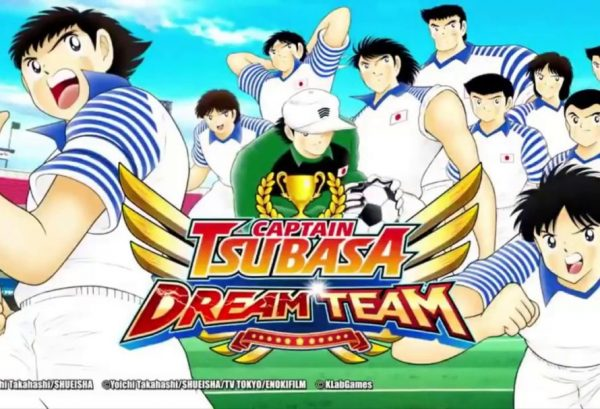 Captain Tsubasa Dream Team Mod Apk Game Download