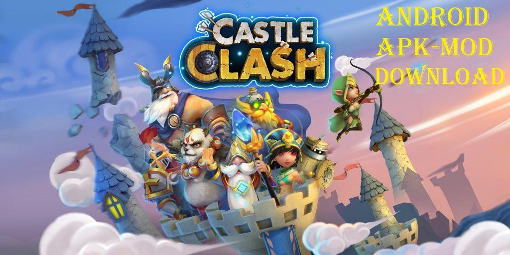 Castle Clash Apk Mod Download