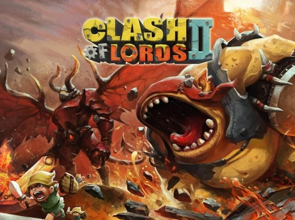 Clash of Lords 2 Apk Data Download
