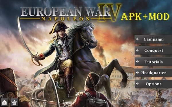 European War 4 Napoleon APK Download