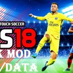 FTS18 – First Touch Soccer 2018 Mod APK OBB File Data File Download