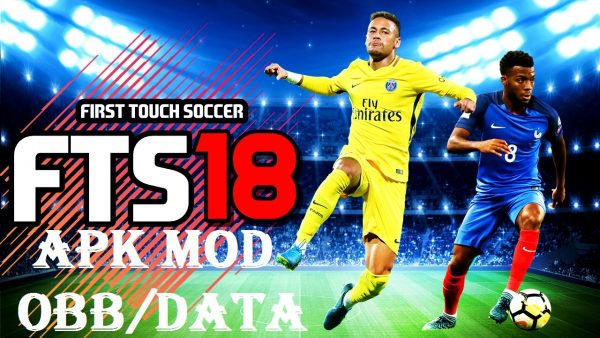 FTS18 - First Touch Soccer 2018 Mod APK OBB File Data File Download