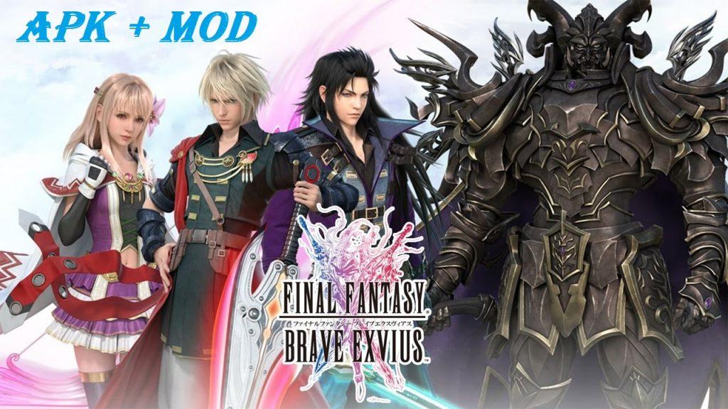 Final Fantasy Brave Exvius Android Apk Mod Download