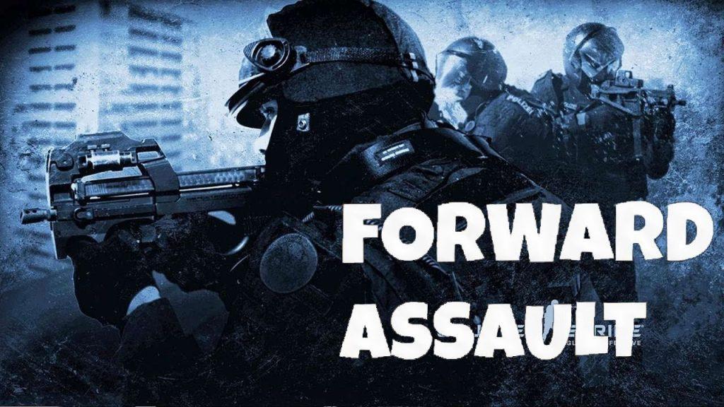 Forward Assault MOD APK Unlimited Ammo Money Download