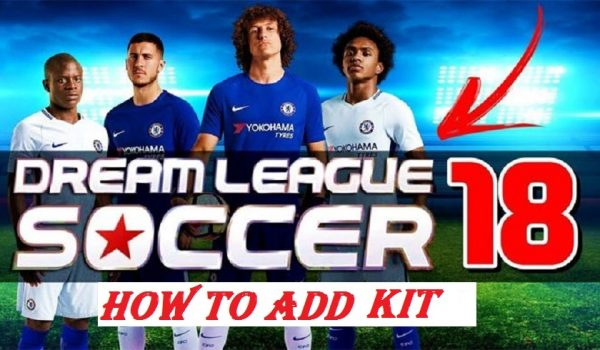 How To Add Kit to DLS 2018 Android Game