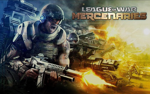 League of War Mercenaries MOD APK Download