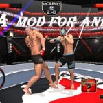 MMA Fighting Clash Mod Apk Unlimited Money Download
