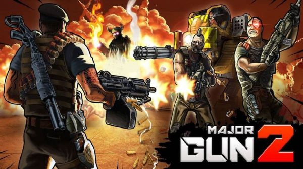 Major-Gun-2-War-on-Terror-Mod-Apk-Download