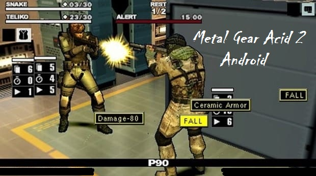 Metal Gear Acid 2 Android Game Download
