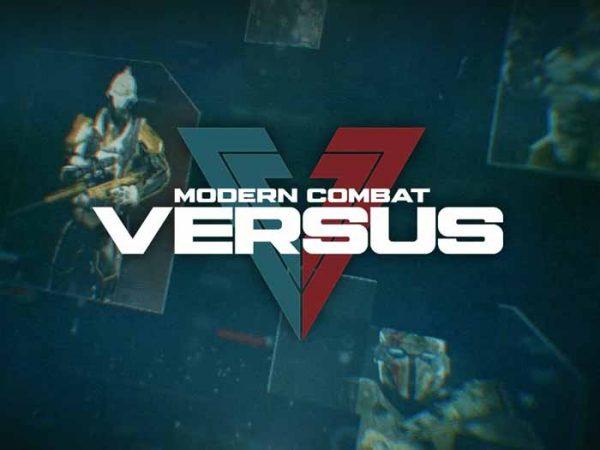 Modern Combat Versus APK OBB Android Game Download