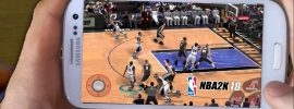 NBA 2K18 Apk Mod Android Unlimited Money VC Download