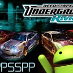 Need for Speed Underground Rivals PPSSPP for Android