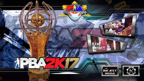 PBA 2k17 APK OBB Full Free Download