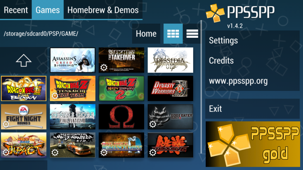 How to Play PSP Game on Android Device with PPSSPP Emulator