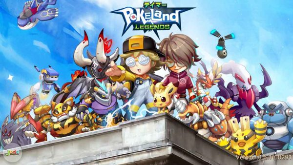 Pokeland Legends Apk Mod Download