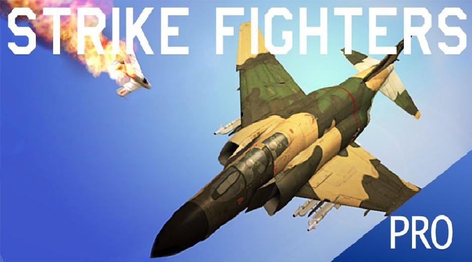 Strike Fighters Pro Apk Data Download