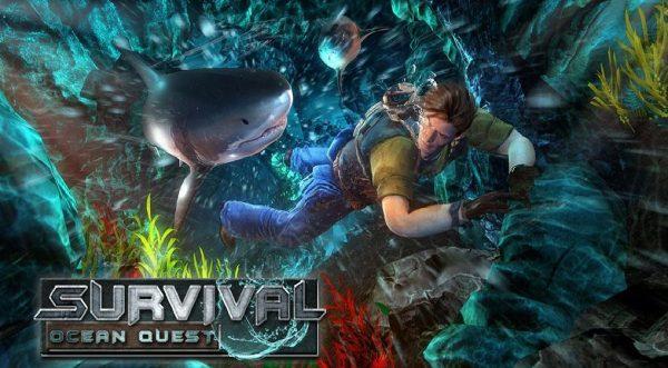 Survival Ocean Quest MOD Apk Unlimited Money Fully Modded Version Download
