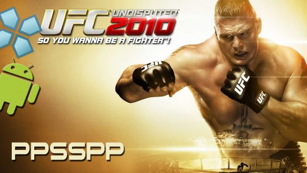UFC Undisputed 2010 PPSSPP For Android