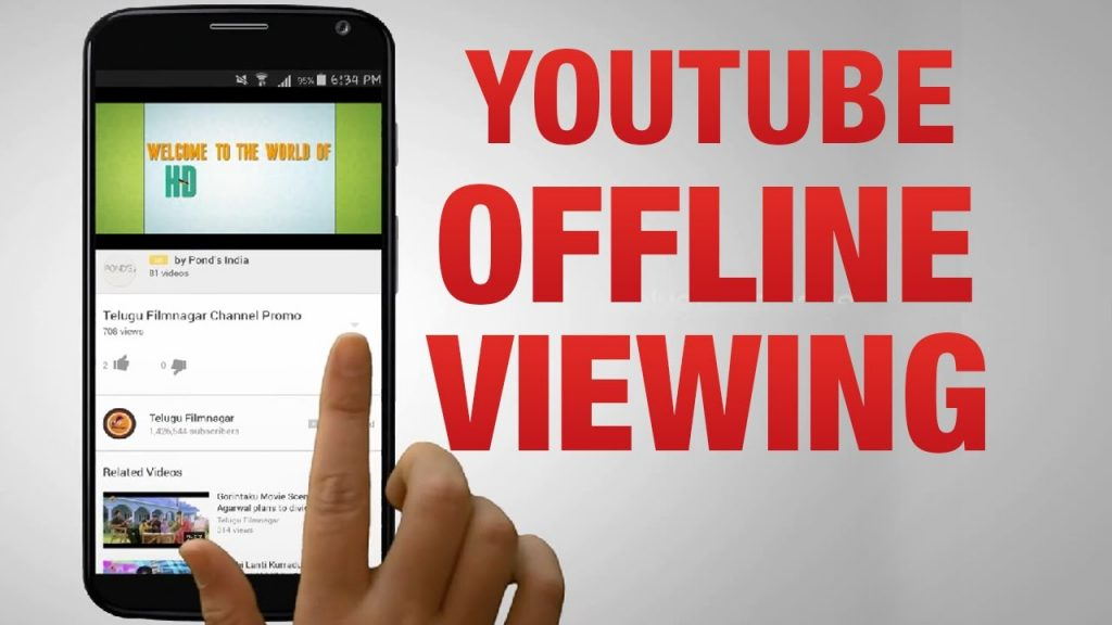 YouTube APK MOD Red Offline Background Play No Ads Download