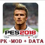 PES 2018 - Pro Evolution Soccer Mod Apk Latest Data Download