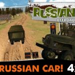 4×4 Russian SUVs Off-Road Saga Mod Apk Download