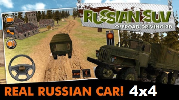 4×4-Russian-SUVs-Saga-Mod-Apk-Download