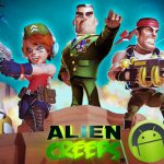 Alien Creeps TD Mod Apk Unlimited Money Download