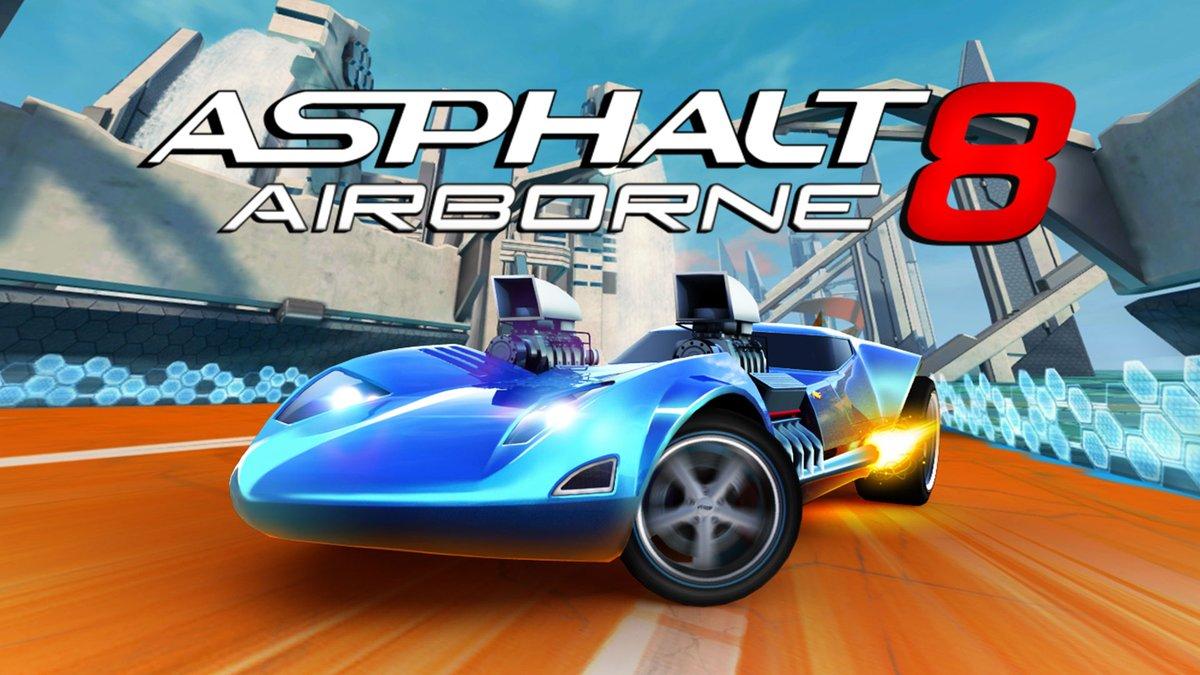 Asphalt 8 Airborne MOD Apk KickAss Download