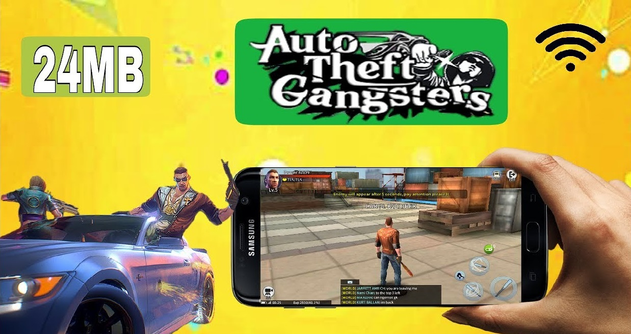 Auto Theft Gangsters Mod Apk Download