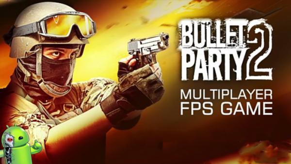 Bullet Party CS 2 GO Strike MOD APK Download