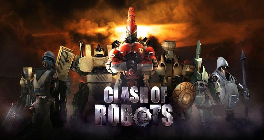 Clash Of Robots Mod Apk Download